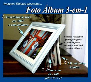 Foto Album 3-em-1